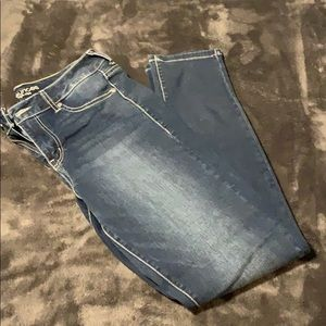 Maurices Jeans - High Rise Denim Jeggings